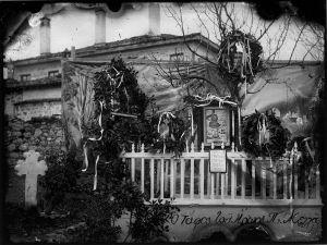 Pavlos_Melas_grave_in_Kastoria-Papazoglou